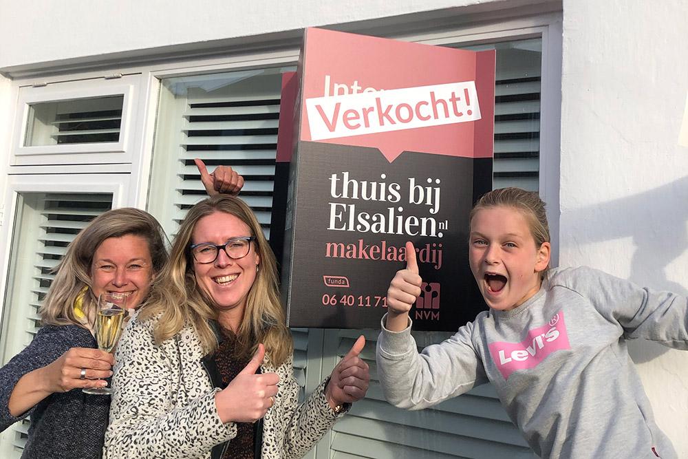 Huis Verkocht Zandvoortsestraat Noordwijk