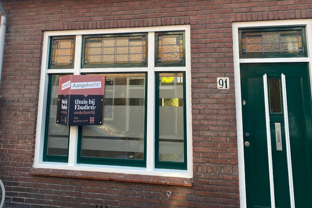 Aankoop Leiden